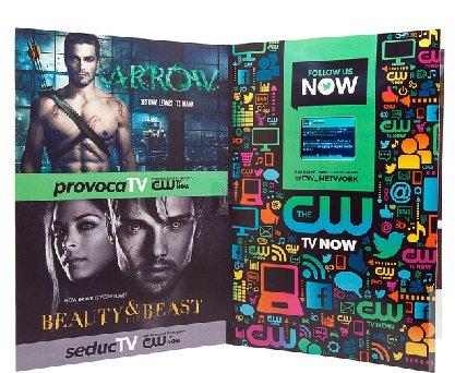 publicidad grafica con twitter revista