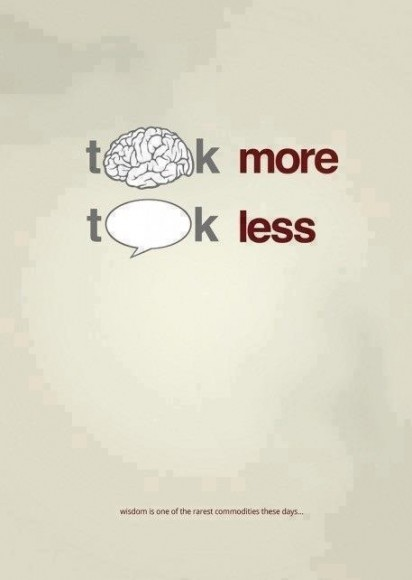 javi olmo think more talk less